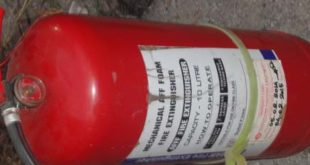 Fire and Safety Equipment's List