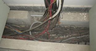 Findings Hazardous Electrical Wiring 2