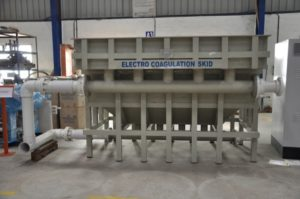 What is Electrocoagulation Water Treatment System
