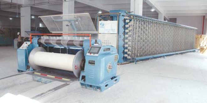 What is Direct Warping Machine How It Works   Auto Garment