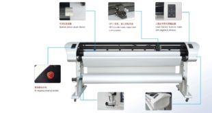 Inkjet Cutting Plotter