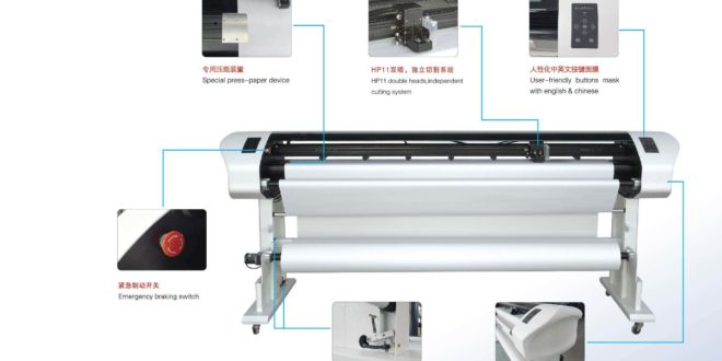 Inkjet Cutting Plotter
