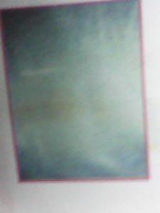 Pigment spray