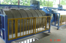 What is Acid Wash Machine? How Stone Wash Silicon Wash Enzyme Wash Works