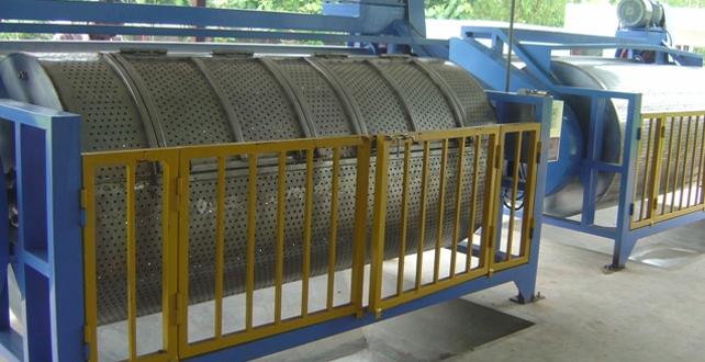 What is Acid Wash Machine? How Stone Wash Silicon Wash Enzyme Wash Works