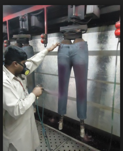 What is PP Spray Cabin Machine? PP Spot and Pigment Spray