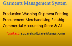 Garments Management System