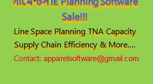 Garments Industrial Engineering ERP Software