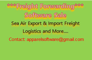 Best Logistics and Freight Forwarding Software