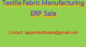 Textile Fabric Manufacturing Management Information System | Auto