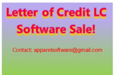 LC Transferable Letter of Credit Software for Sale