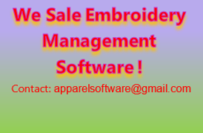 Best Embroidery Management Software for Sale