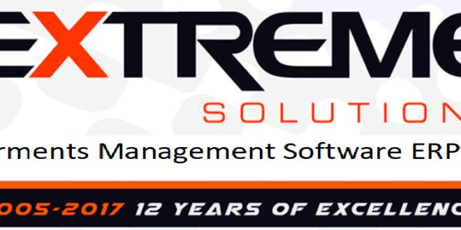 Garments Management Software ERP