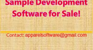 Sample Development Software and Clothing Designer Apps