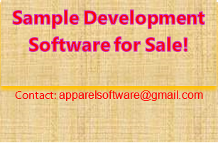 Sample Development Software and Clothing Designer Apps
