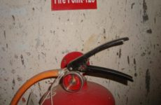 Fire Fighting Equipment and Safety Plan