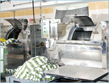 Washing Machine Standard Operating Procedure