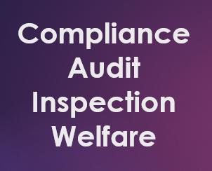 Compliance Audit Inspection Welfare