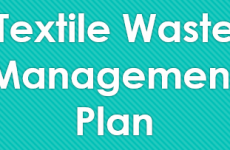 Textile Waste Management Plan