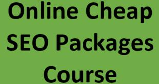 Digital Marketing Course Contents List | Auto Garment